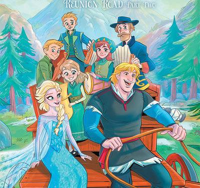 Disney Frozen: Reunion Road #2