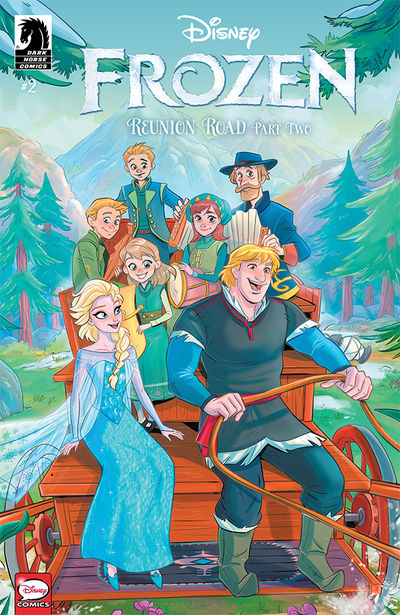 Disney Frozen: Reunion Road #2