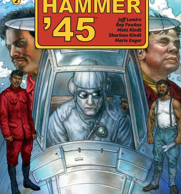 Black Hammer '45: From the World of Black Hammer #2 (Glenn Fabry Variant Cover)