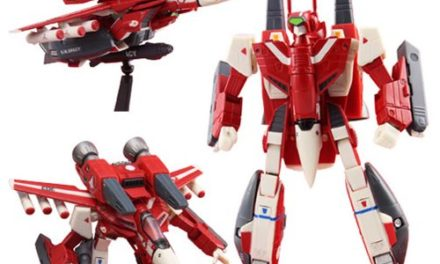 Robotech Miriya's 1:100 Scale VF-1J Super Veritech Action Figure
