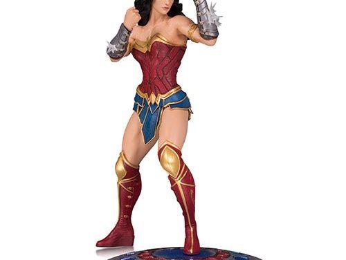 DC Core Wonder Woman Statue