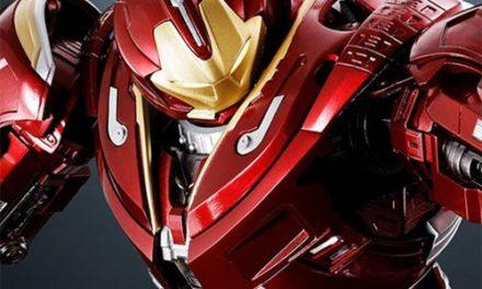 Avengers: Infinity War Hulkbuster Mark 2 Chogokin SH Figuarts Action Figure – Free Shipping