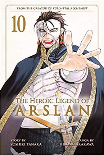 The Heroic Legend of Arslan 10 (Heroic Legend of Arslan, The)