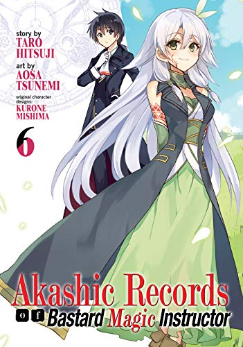 Akashic Records of Bastard Magic Instructor Vol. 6