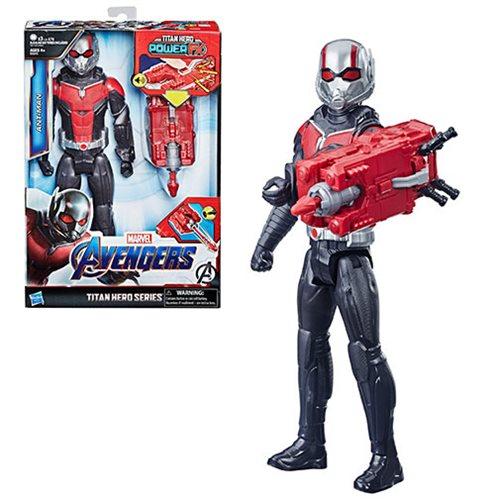 Avengers Endgame Titan Hero Power FX Ant-Man 12-Inch Action Figure