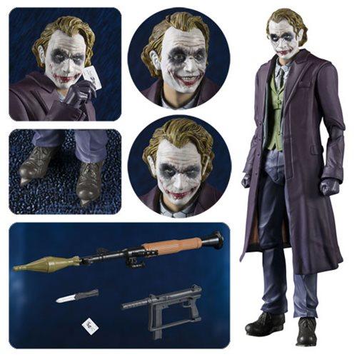 Batman: The Dark Knight Joker SH Figuarts Action Figure