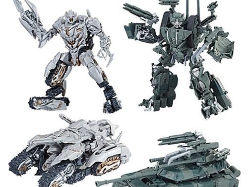 Transformers Studio Series Premier Voyager Wave 2 Case