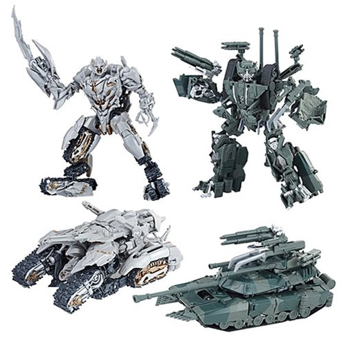 Transformers Studio Series Premier Voyager Wave 2 Case