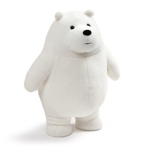 We Bare Bears Ice Bear Standing 11-Inch Plush
