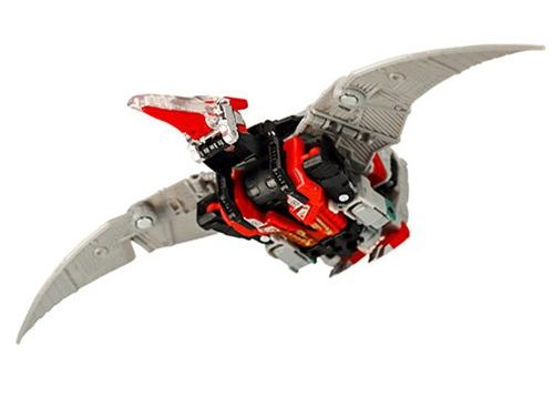 Transformers Generations Selects Deluxe Red Swoop – Exclusive