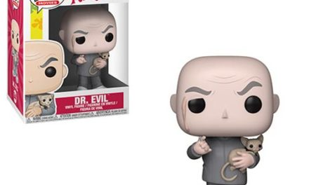Austin Powers Dr. Evil Pop! Vinyl Figure #644