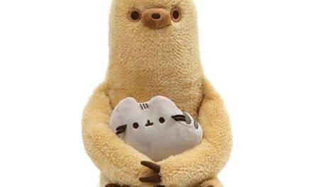 Pusheen the Cat Sloth and Pusheen Plush
