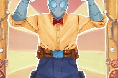 Atomic Robo & Dawn of New Era #4 (of 5) (Cover B – Pinto)