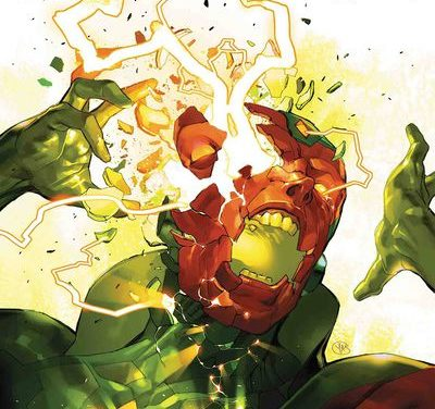 Avengers No Road Home #9 (of 10)