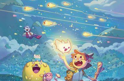 Adventure Time Marcy & Simon #4 (of 6) Preorder Simon