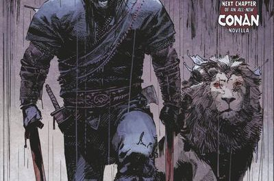 Conan the Barbarian #4 (2nd Printing)