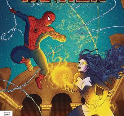Black Panther #10 (Bartel Spider-Man Villains Variant)
