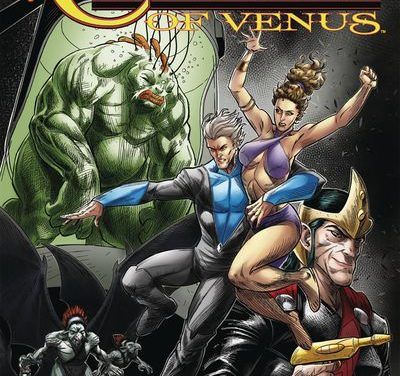 Carson of Venus Flames Beyond #3 Mesarcia Main Cover