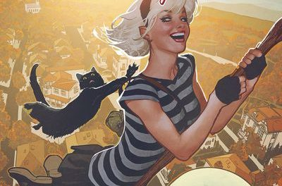 Sabrina Teenage Witch #1 (of 5) (Cover C – Hughes)