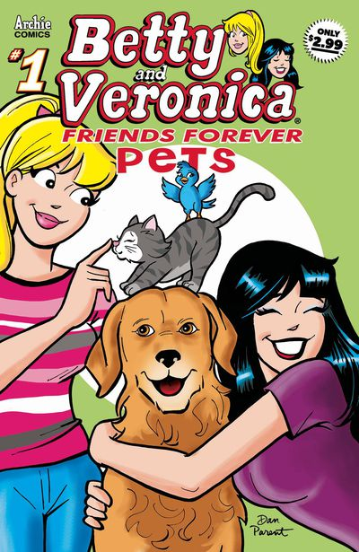 Betty & Veronica Friends Forever Pets