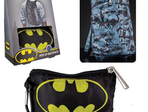 Batman Pop Up Backpack