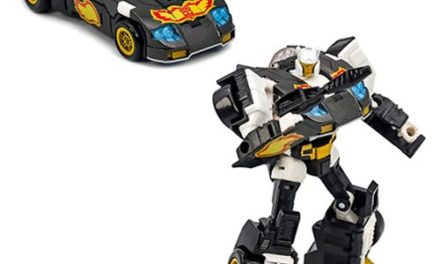 Transformers Generations Selects Deluxe Ricochet (Stepper) – Exclusive