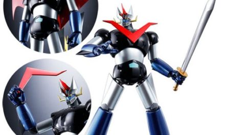Great Mazinger GX-73 Dynamic Classic Soul Of Chogokin Die-Cast Metal Action Figure – Free Shipping