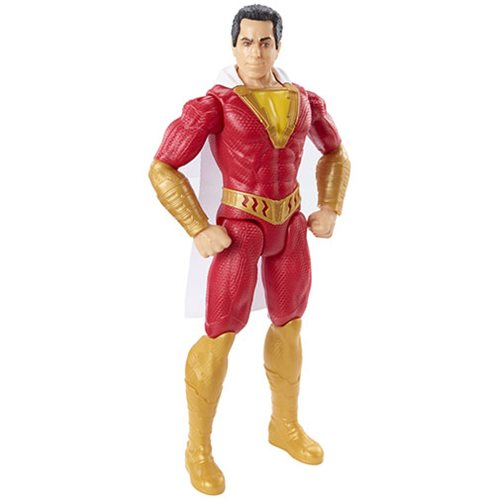 Shazam Movie Shazam Basic 12-Inch Action Figure