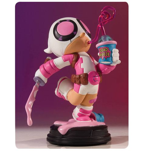 Gwenpool Animated Statue – Exclusive
