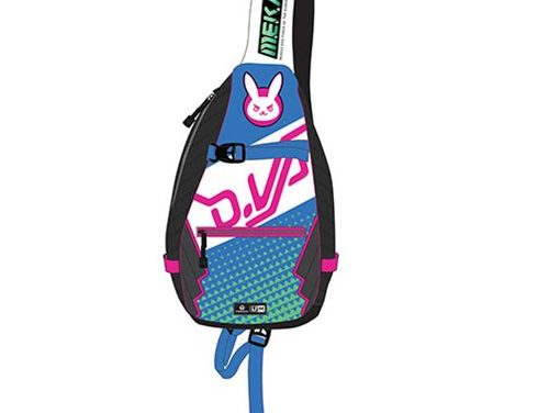 Overwatch D.Va Sling Backpack