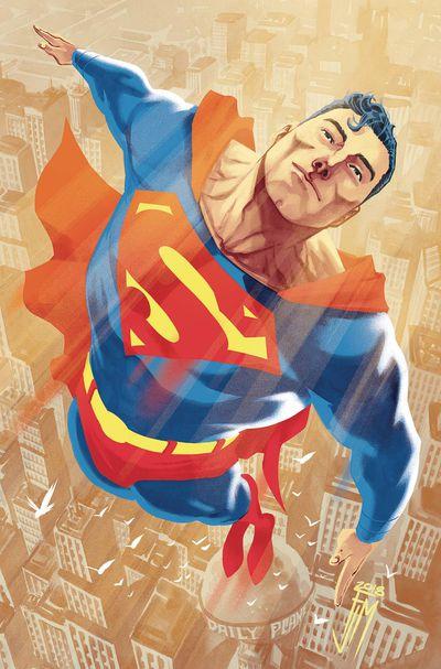 Action Comics #1010 (Manapul Variant)