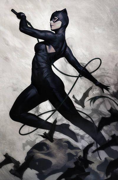 Catwoman #10 (Lau Variant)