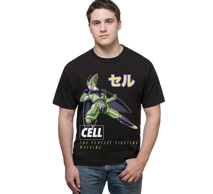 Dragon Ball Z Cell T-Shirt