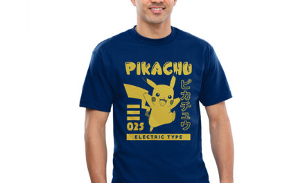 Pokémon Pikachu Electric T-Shirt