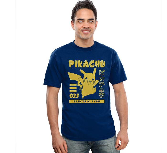 Pokémon Pikachu Electric T-Shirt