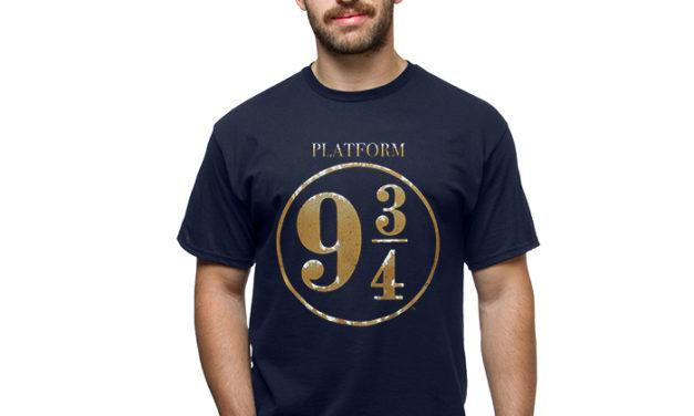 Harry Potter 9 3/4 Platform T-Shirt