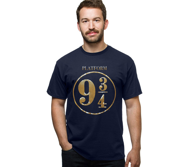 Harry Potter 9 3/4 Platform T-Shirt