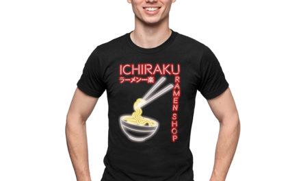 Naruto Ichiraku Ramen Shop T-Shirt