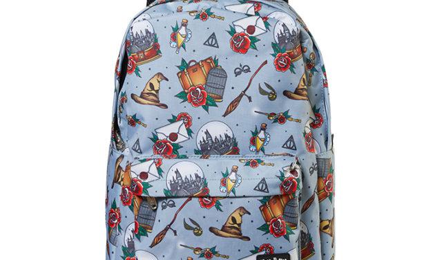 Harry Potter Relics Backpack