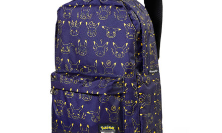 Pokémon Pikachu Expressions Backpack