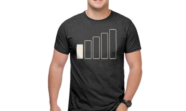 Five Bars T-Shirt