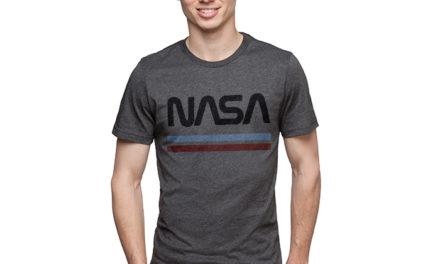 NASA Stripes T-Shirt