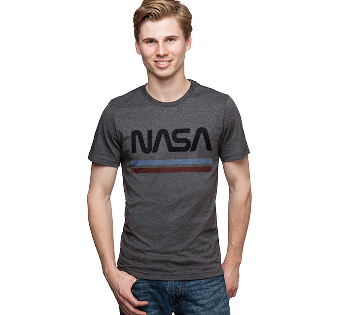 NASA Stripes T-Shirt