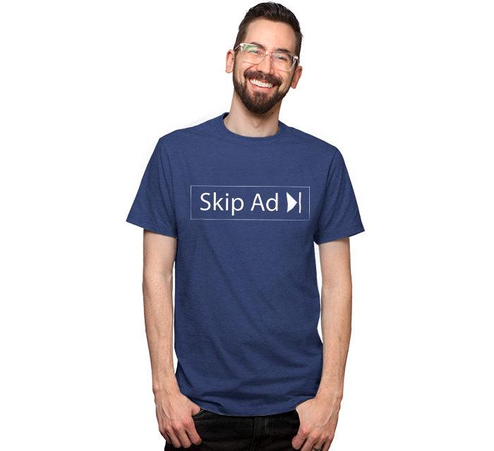 Skip Ad T-Shirt
