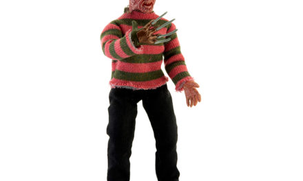 Nightmare on Elm Street – Freddy Krueger 8″ Mego Action Figure