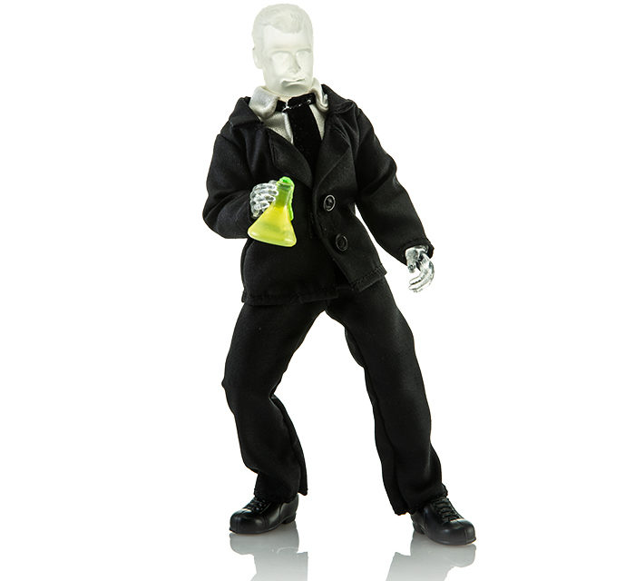 The Invisible Man 8″ Mego Action Figure