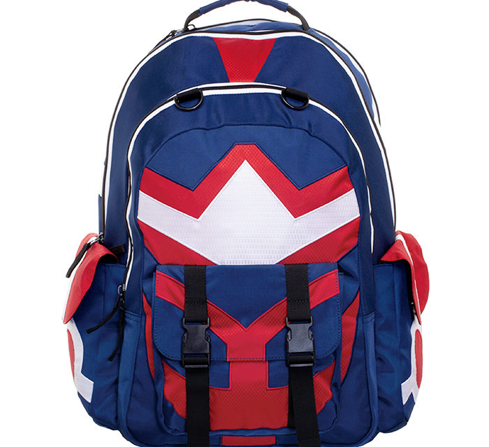 My Hero Academia All Might Backpack