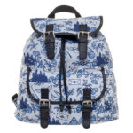 Harry Potter Icon Print Backpack