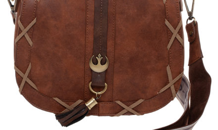Star Wars Endor Leia Bag