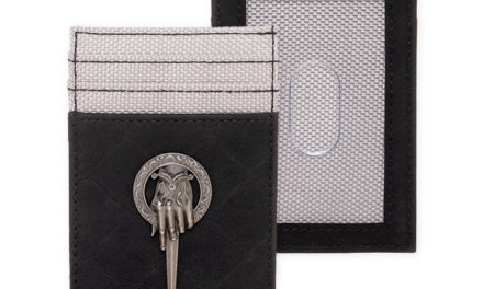 Game of Thrones Hand of the Queen Front-Pocket Wallet